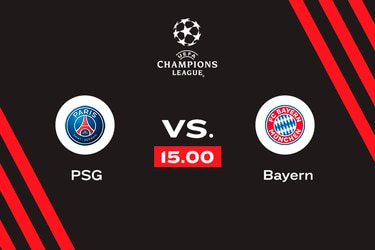 PSG-Bayern
