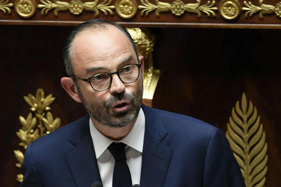 Edouard Philippe Primer ministro francia