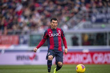 Problemas de salud descartan a Gary Medel a último momento del Inter-Bologna
