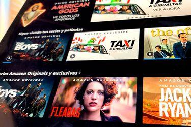 Amazon Prime sube el precio de sus planes en reajuste a Reforma Tributaria