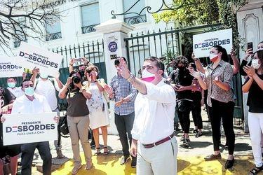 Juventud RN respalda a Mario Desbordes como carta presidencial