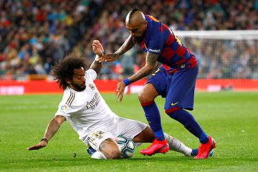 El último paso del Real Madrid para ganar La Liga y dejar sin marca a Vidal