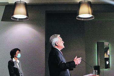 """Piñera ante el """"peak político"""" de junio: El doble examen del acuerdo y la tasa de letalidad"""