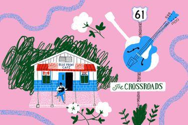La ruta musical del Mississippi