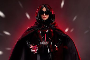 Estas son las costosas Barbies de Star Wars que lanzará Mattel