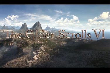 The Elder Scrolls 6 ya está siendo desarrollado por Bethesda