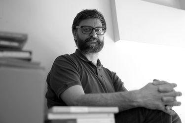 """Federico Falco: """"La pandemia hace que todos queramos huir y tal vez idealicemos la vida en el campo"""""""