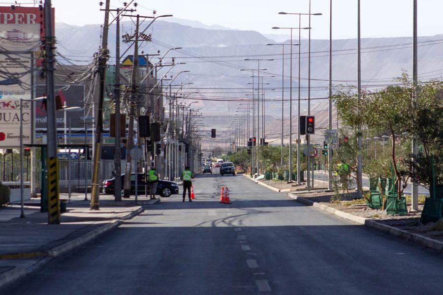 Antofagasta supera a la RM como la región con mayor cantidad de nuevos contagios por cada 100.000 habitantes