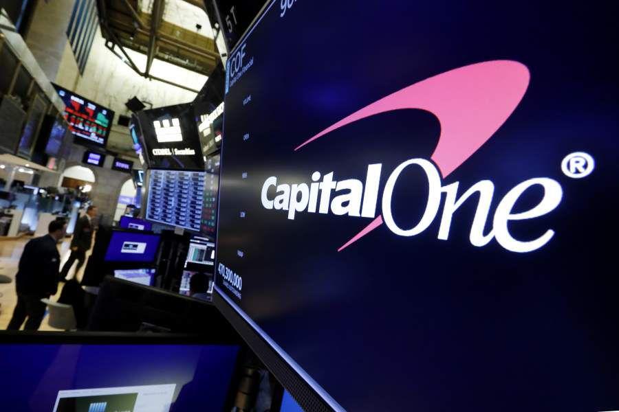 datos bancarios - capital one