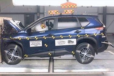 Nissan pone marcha atrás con el X-Trail tras haber conseguido una pobre puntuación en seguridad