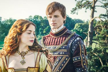 "Ruairi O'Connor, actor tras Henry VIII en The Spanish Princess: ""Era solo un adolescente descubriendo el amor"""