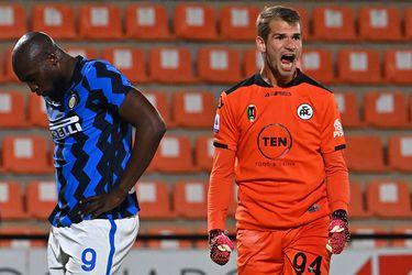 El Inter trastabilla ante el Spezia con Alexis Sánchez en la parte final