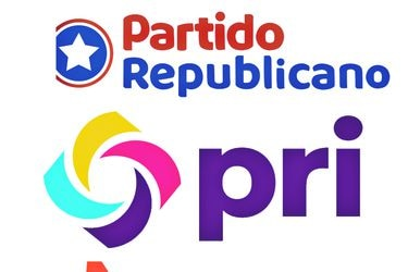 Republicanos de Kast, Convergencia Social de Boric y el PRO de ME-O: Los partidos a un paso  de la extinción