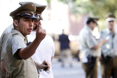 Fuertes medidas de seguridad durante votación de Sebastian Piñera