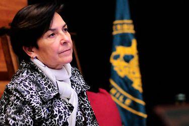 Defensa de Brahm insiste en pedir pleno extraordinario del TC para anular sumarios contra presidenta del organismo