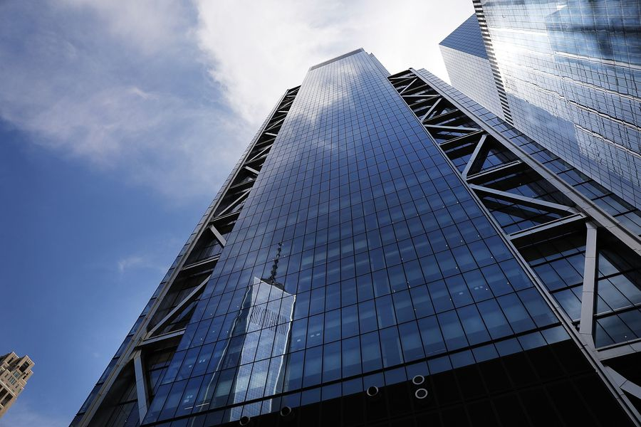3 World Trade Center Officially Opens In New York City