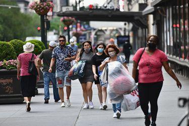 Mercado laboral de EEUU arrasa con expectativas y reduce a 11,1% la tasa de desempleo