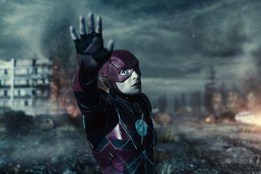 """The Flash """"no es realmente una película de cómics"""" según su director de fotografía"""