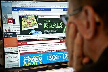 Tras Black Friday récord, comercios de EEUU esperan Cyber Monday histórico