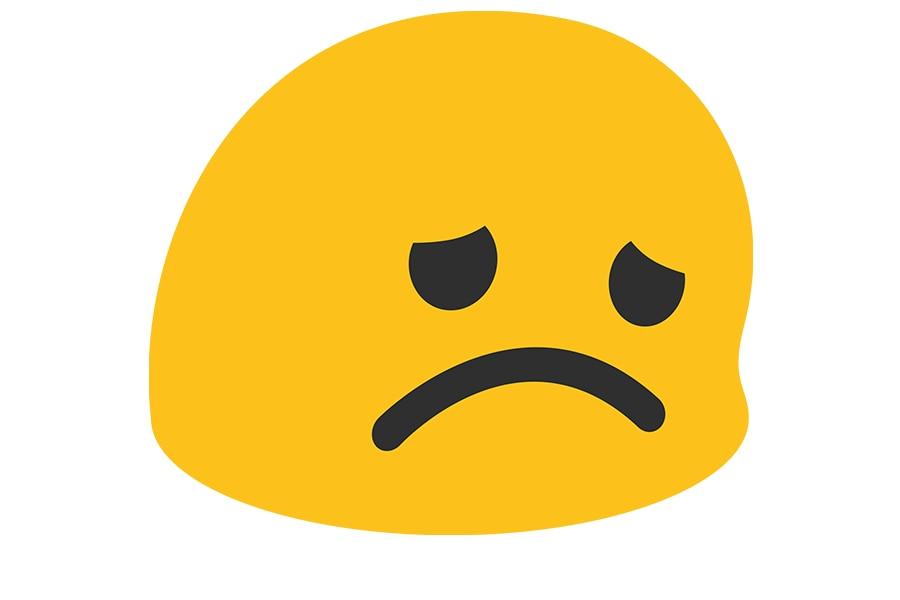 emojis triste