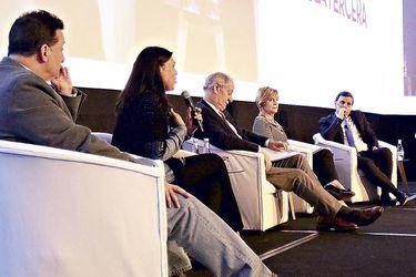 El test de la reforma tributaria: así fue el panel del seminario por los 68 años de La Tercera