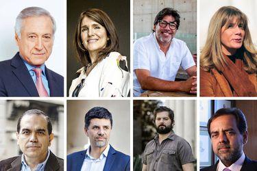 Carrera por La Moneda: Así quedó el abanico presidencial en la oposición tras la irrupción de Gabriel Boric