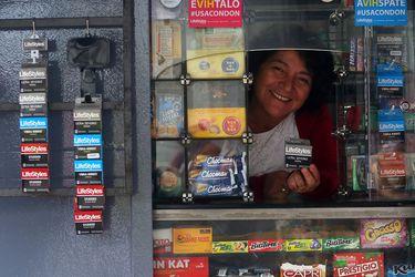 kioskos condones venta
