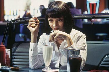 Recetas de Culto: el milkshake de Mia Wallace en Pulp Fiction