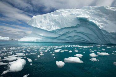 La Antártida registró un nuevo récord de altas temperaturas