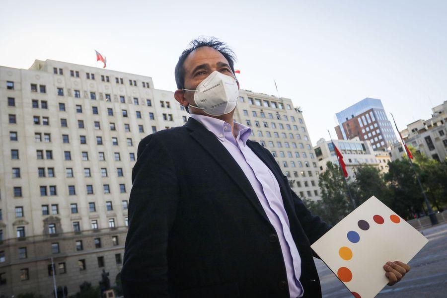 Sergio Micco, director del Instituto Nacional de Derechos Humanos.