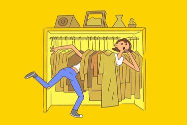 Manual para comprar ropa usada