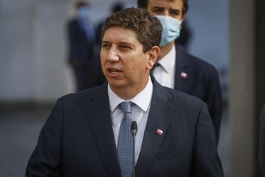 """Rodrigo Cerda: """"El precio del cobre está siguiendo un rally importante y eso obviamente es una buena noticia para nuestro país"""""""