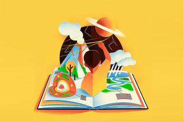 El boom de los libros de ciencia para niños
