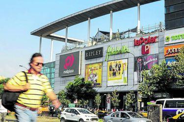 mall plaza estacion