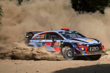 WRC tecnología híbrida