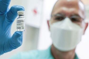 Rusia presenta ante la Unión Europea una solicitud para el registro de la vacuna Sputnik V