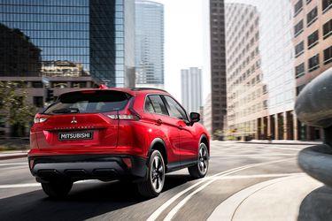 Mitsubishi presenta la actualización de media vida del Eclipse Cross