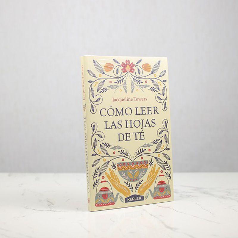 Libro como leer las hojas de te de la tienda HUMOS