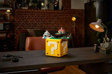 Lego presenta su increíble set inspirado en Super Mario 64
