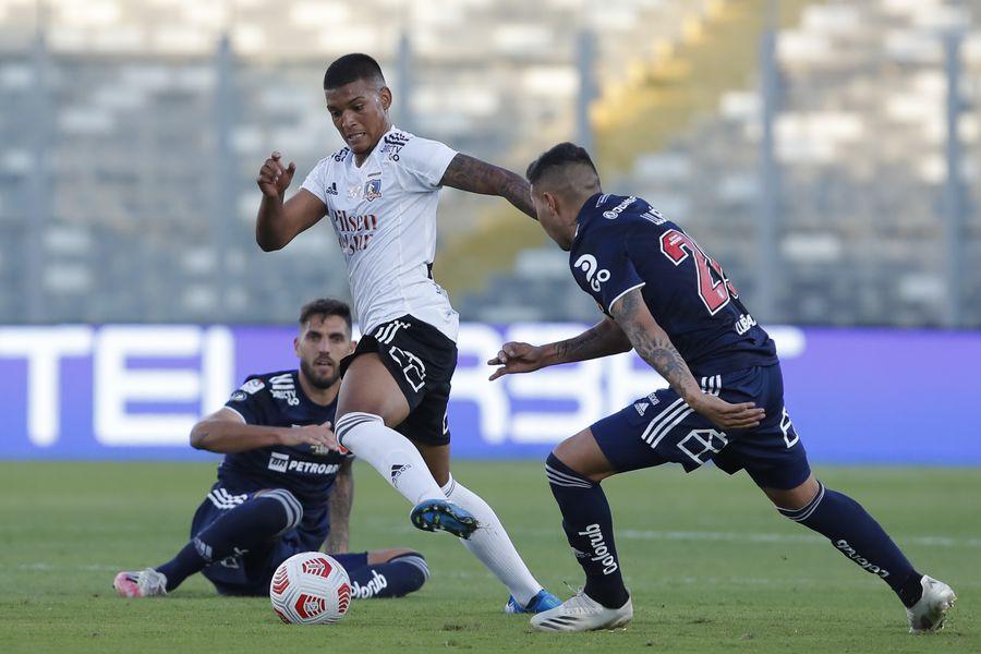 """Colo Colo: Daniel Gutiérrez demostró que los """"albollenials"""" tienen  jerarquía - La Tercera"""