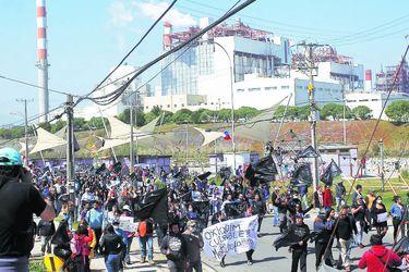 Investigación por episodios de contaminación en Quintero se traslada al Biobío