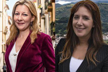 Eva García Sáenz y Dolores Redondo, las reinas del thriller en español conquistan el streaming