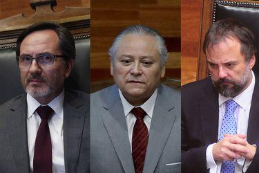Caso Boinas Negras al TC: Vásquez, Aróstica y Romero suspenden causa a favor de ex DINA que pide inaplicabilidad del Estatuto de Roma