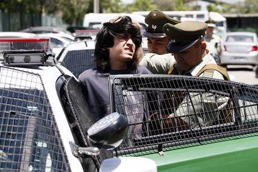 Joven sospechoso de colocar bomba en Escuela de Gendarmeria es detenido en San Bernardo