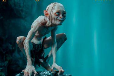 Gollum quiere a su precioso en una nueva figura de lujo de El Señor de los Anillos