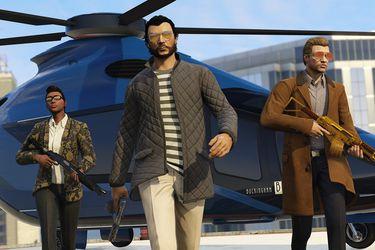La demanda por GTA V provocó la caída de la Epic Games Store