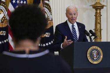 Vacunación, Corea del Norte y crisis migratoria marcan primera conferencia de prensa de Biden como Presidente