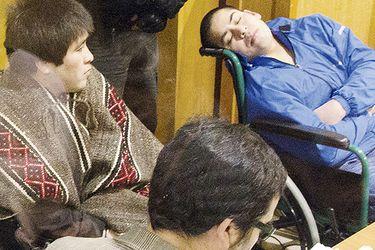 Comuneros mapuche, huelga de hambre