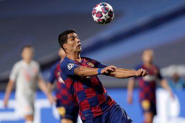 Ya es oficial: Luis Suárez deja el Barça y llega al Atlético de Madrid