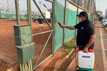 Mindep anuncia permiso especial para apertura de recintos deportivos al aire libre